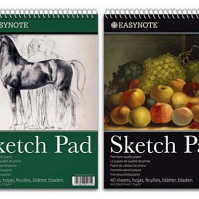 A4 Artists Sketch Pad