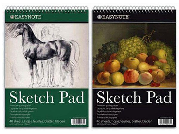 A4 Artists Sketch Pad