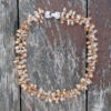 Twisted Crystal Necklace Topaz - Just4Ewe Jewellery