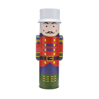 Nutcracker Tin