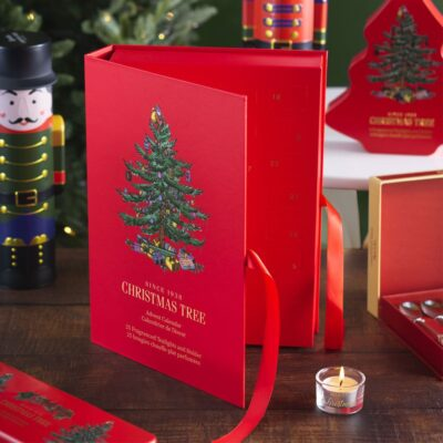 Beautiful Christmas Tree Advent Calendar