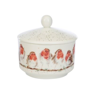 Winter Wonderland Wrendale Candle Trinket