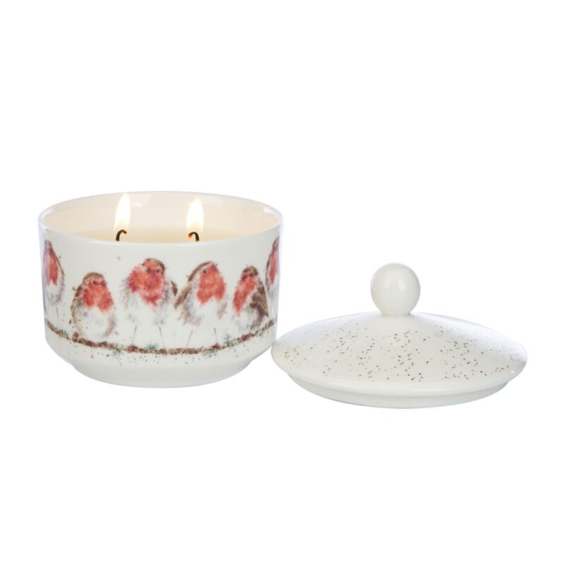 Winter Wonderland Candle Trinket