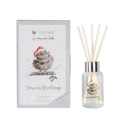 Seasons Greetings 40ml Reed Diffuser