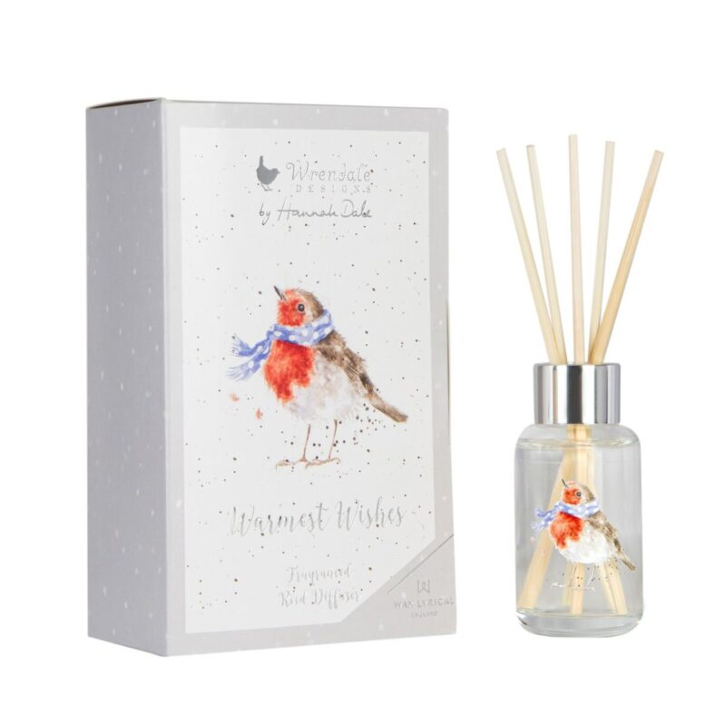 Warmest Wishes 40ml Reed Diffuser