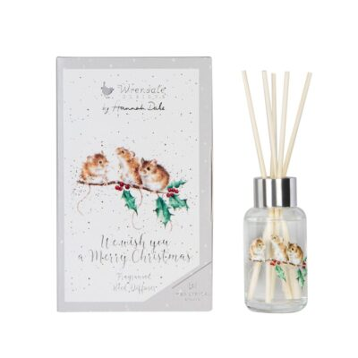 Merry Christmas 40ml Reed Diffuser