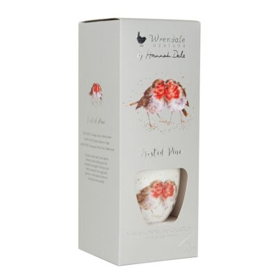 Wrendale Christmas Reed Diffuser with Robins