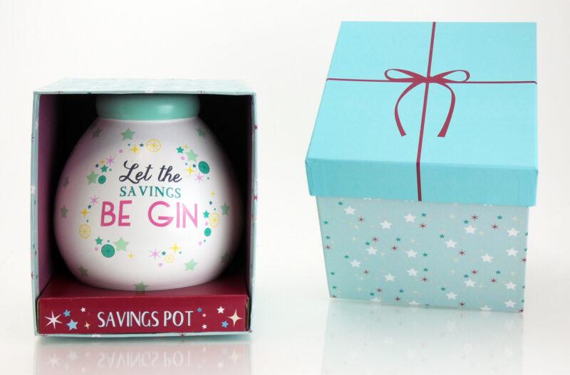 Be Gin Savings Pot Image 1