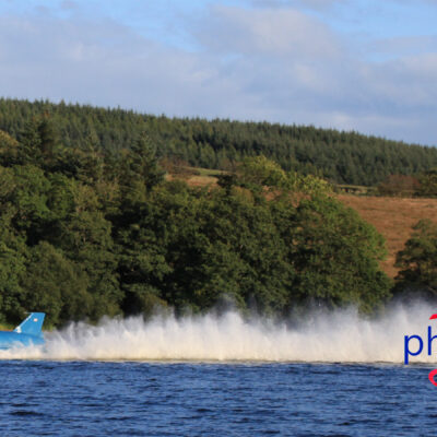 Bluebird on Loch Fad Return Fine Art Print