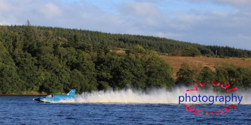 Bluebird on Loch Fad Return Fine Art Print