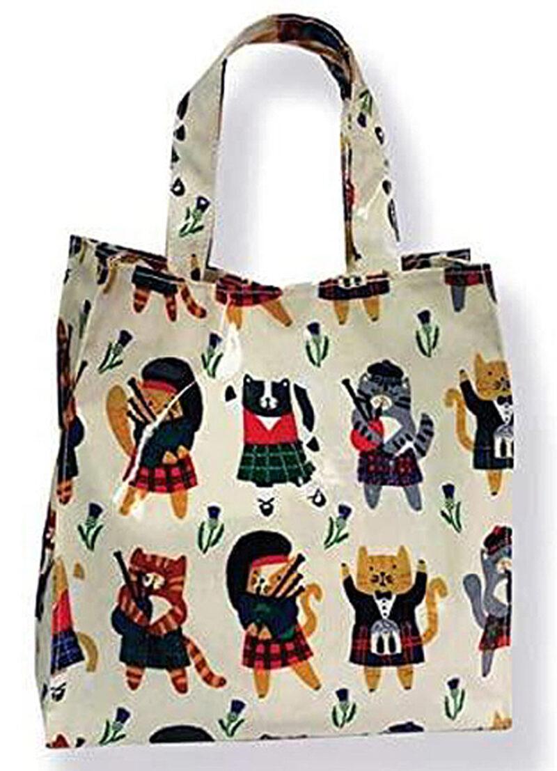 Cats n Kilts PVC Bag