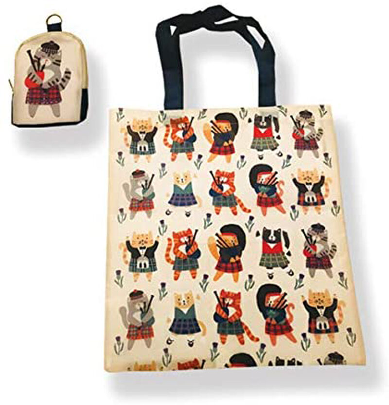 Cats n Kilts Shopper Bag