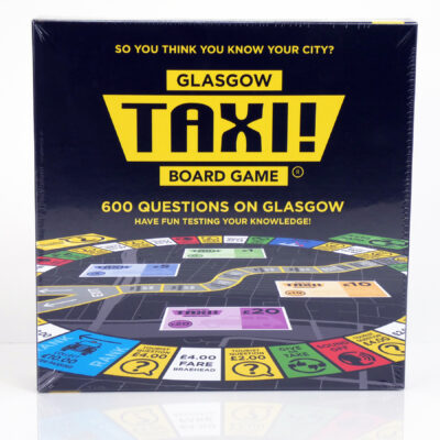 Glasgow Taxi Board Game