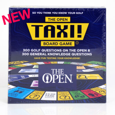 The Open Golf Taxi Board Game