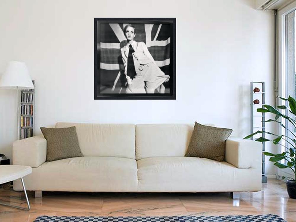 Twiggy Framed Wall Art